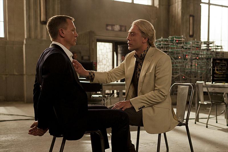 Bond Meets Silva