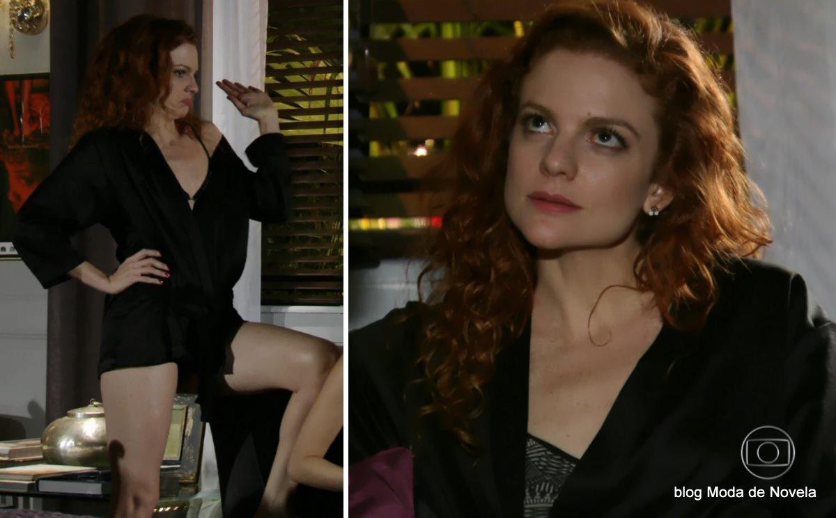 moda da novela Em Família - look da Vanessa dia 12 de maio