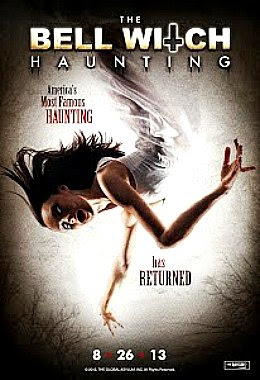 Filme Poster The Bell Witch Haunting WEBRip XviD & RMVB Legendado