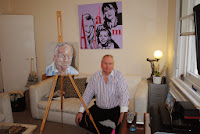 Adam Boulton and Stella Tooth's study of him November 2013