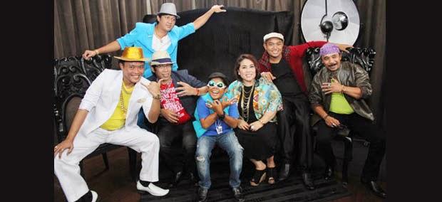 Sule dan Para Bintang OVJ Kumpul Bareng Lagi di Single 'Cita Citaku'
