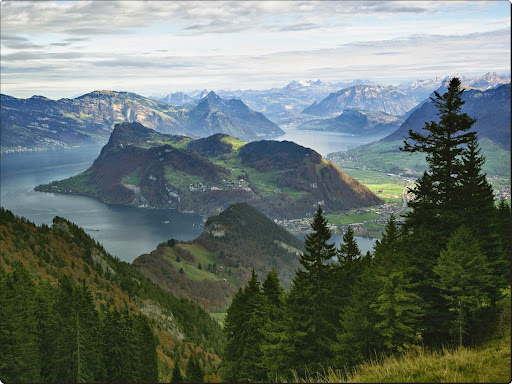 Alps From Pilatus Mountain, Lucerne, Switzerland.jpg