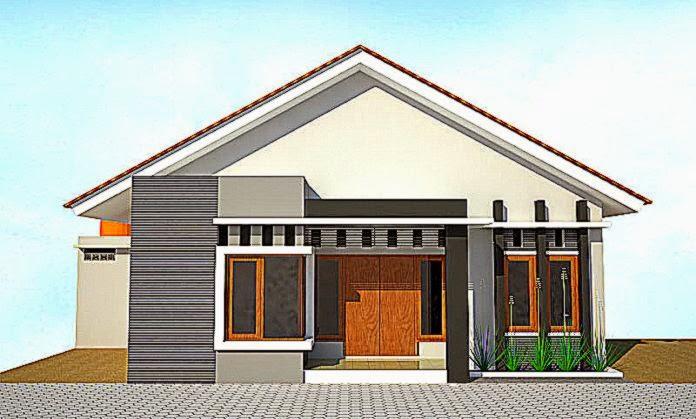 Foto Desain Rumah Sederhana Gallery Taman Minimalis