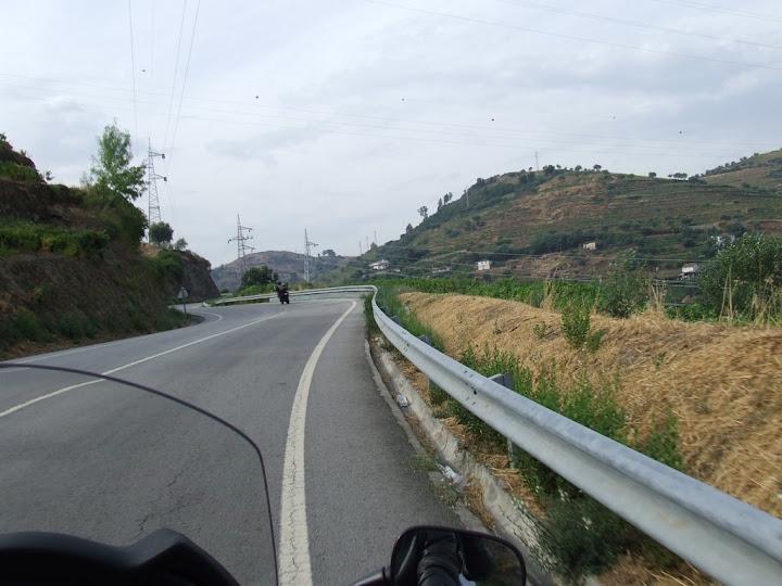 Indo nós, indo nós... até Mangualde! - 20.08.2011 DSCF2287