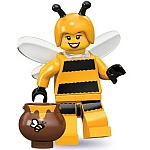 Minifigures Series 10 Bumblebee Girl