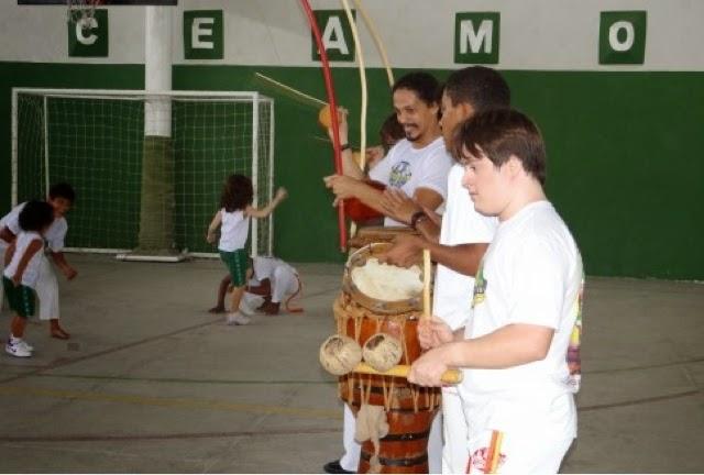 Mossoró: Colégio Ceamo utiliza a Capoeira no combate a obesidade infantil