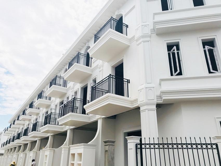 Tiến độ xây dựng dự án Phú Gia Compound