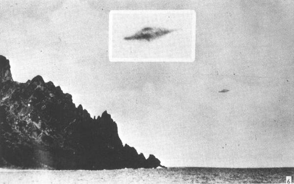 Bằng chứng đĩa bay người ngoài hành tinh đến Trái Đất từ 140 năm trước (P2)