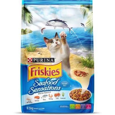 Purina Friskies ขนาด 7 kg | Shopee Thailand