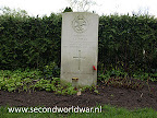 Lieutenant K.S. (Kenneth Stanley) Mills Glider Pilot Regiment Army Air Corps    | Oosterbegraafplaats Enschede