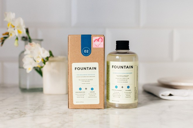 The Fountain Hyaluronic Molecule