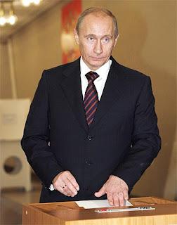 Vladimir putin, prime minister of russia, veto voting