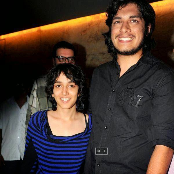 Junaid and Ira Khan are kids of B'woods biggest star Aamir Khan and post the actor's separation with Reena Dutt, the kids stay with their mom, but they also very cordial to Kiran Rao.
