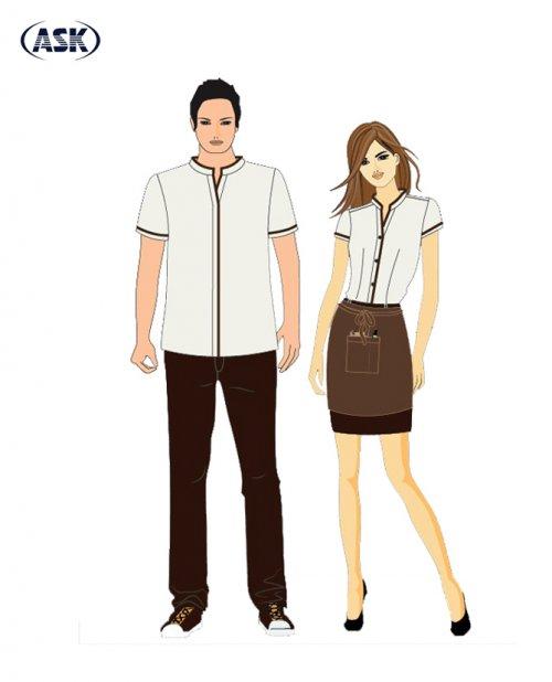 Trang phục Quản lý - Tiếp tân #14