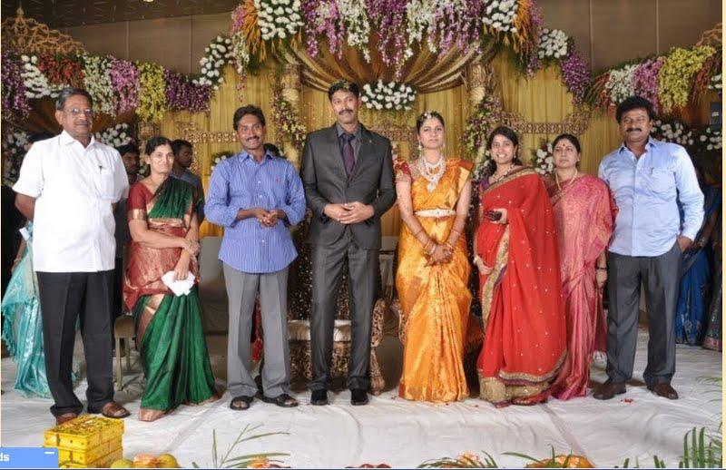 Vivekananda Reddy Hd: Gallery Ys Bharathi Marriage Photos