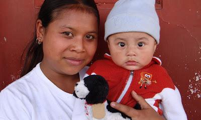 Dog Meets World - by Allison Hillis in Zunil, Guatemala