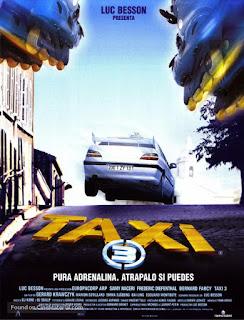 Quái Xế Taxi 3 - Taxi 3