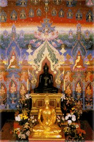 History Of The Buddhist Kathina Festival Image