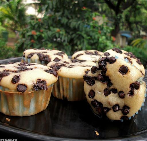 vanilla chocolate cupcakes recipe