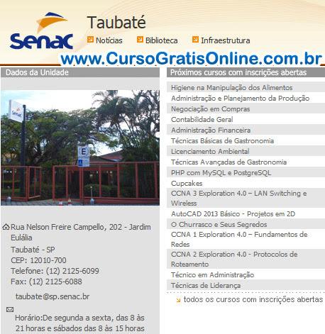 SENAC Taubaté