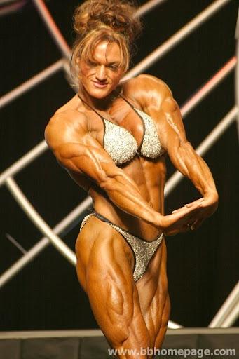 Huge female bodybuilder brigita brezovac hot female muscle 1