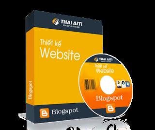 Giải pháp thiết kế website bằng Blogspot theo yêu cầu tại Thanh Hóa