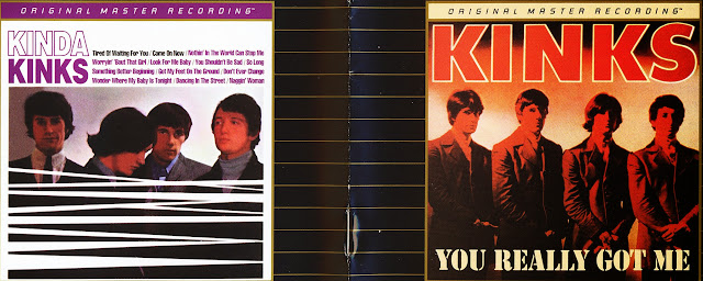 the Kinks ~ 1964 ~ You Really Got Me + 1965 ~ Kinda Kinks