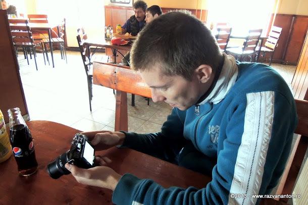 Alin Popescu, review foto