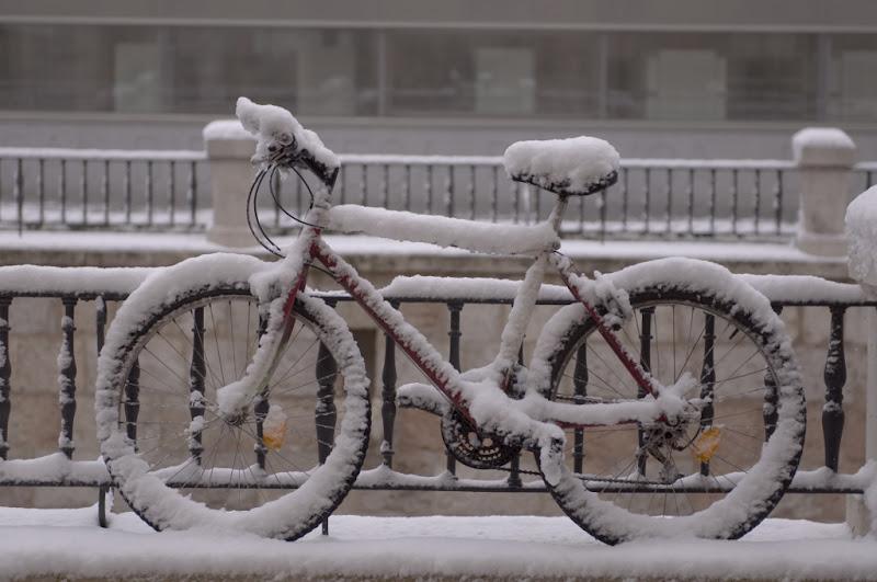 ¿Cuándo dejará de nevar?
