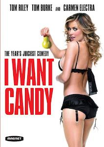 Tập Làm Phim Sex - I Want Candy poster