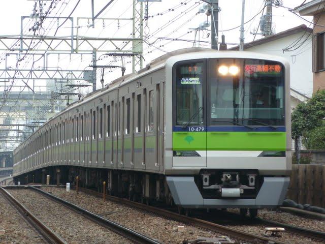 京王電鉄 急行 高幡不動行き 10-300形(東京電力計画停電)