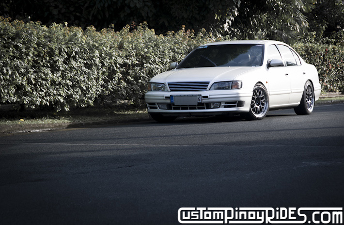"CPR Project Car >> Nissan Cefiro A32 ""PROJECT MAJESTY"" (Part 3 ..."