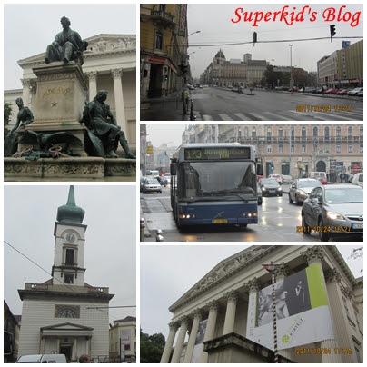 布達佩斯街景