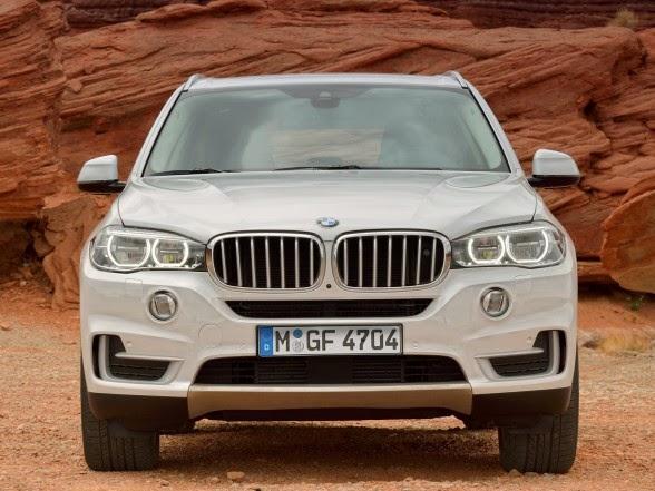 2014 BMW X5 - xDrive30d - Front