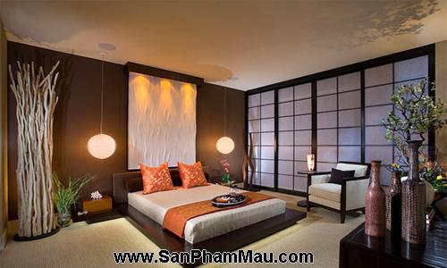 Phòng ngủ kiểu châu Á-5
