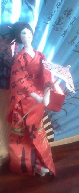 Самодельные сувениры, игрушки и куклы. Готовые и под заказ. G-sha_1