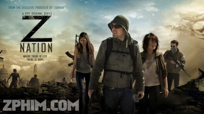 Ảnh trong phim Cuộc Chiến Zombie 1 - Z Nation Season 1 1