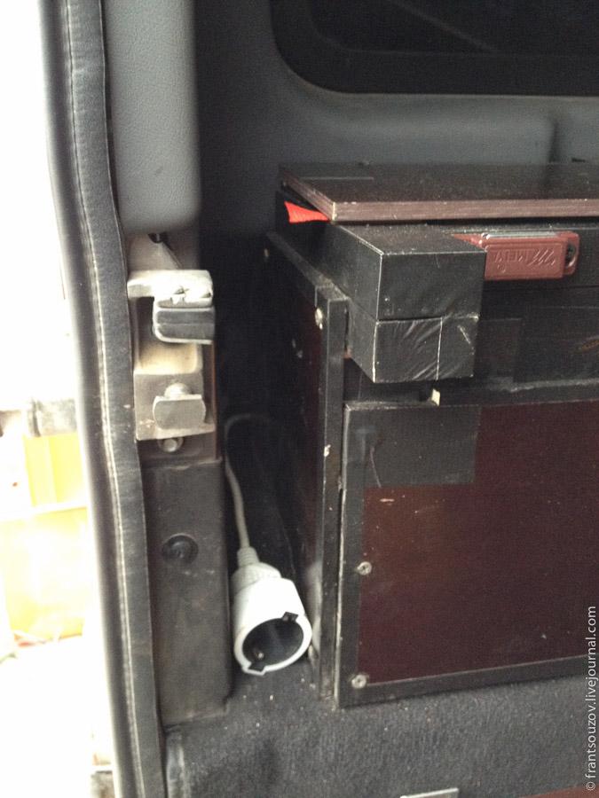 Как переделать Land Rover Defender под дом на колесах