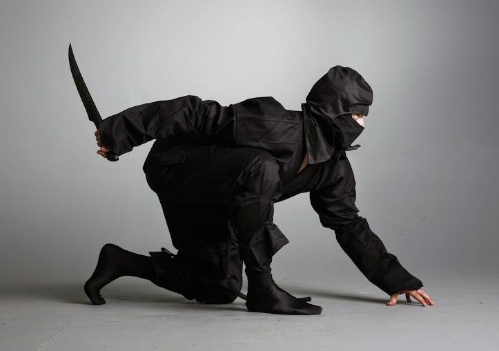 tìm hiểu ninja nhật bản