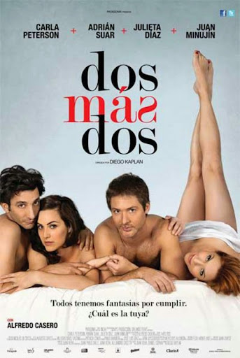 Dos Mas Dos Movie Poster