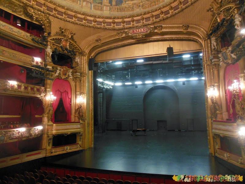 Opera Bruxelles La Monnaie