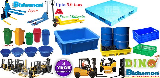 Pallet nhựa Malaysia & Thailand