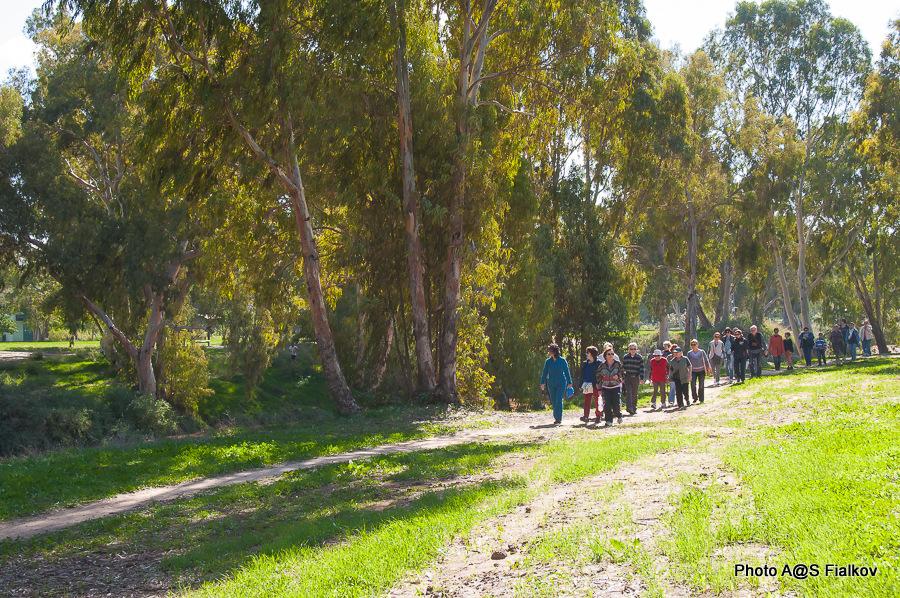 Парк Яркон в Тель Авиве. Экскурсия по реке Яркон в Тель Авиве и Яффо. Гид в Израиле Светлана Фиалкова.