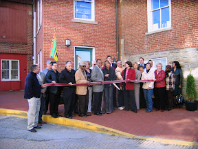 Brownsville PA ribbon cutting