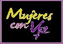 Logo Mujeres con voz