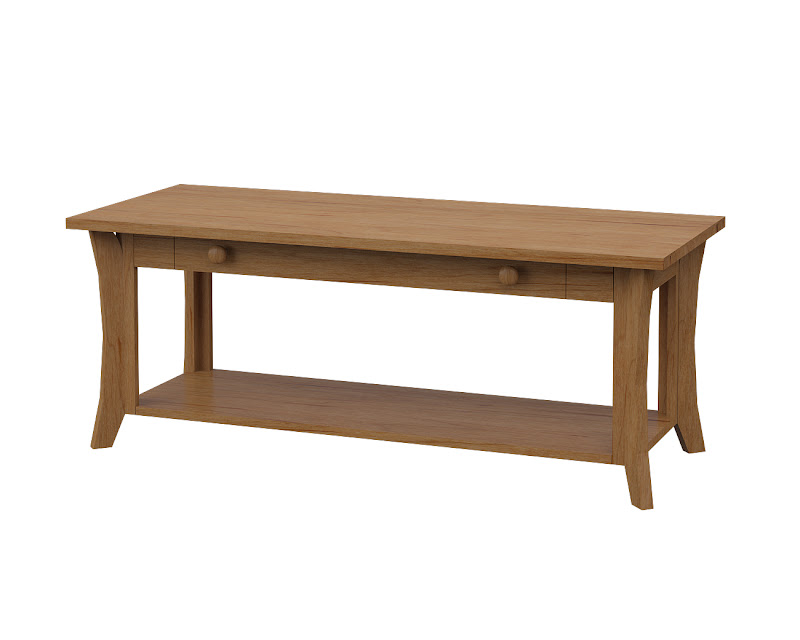 Kyoto Coffee Table In Calhoun Maple. «»