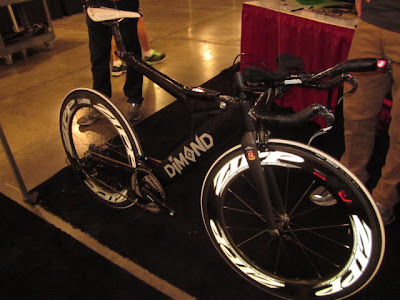 Dimond triathlon frame