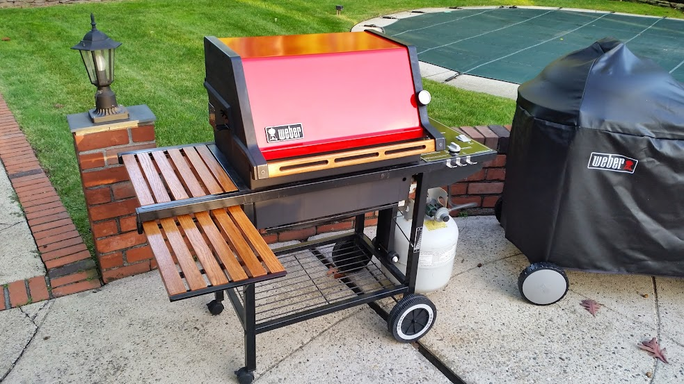 What Is The Best Weber To Restore