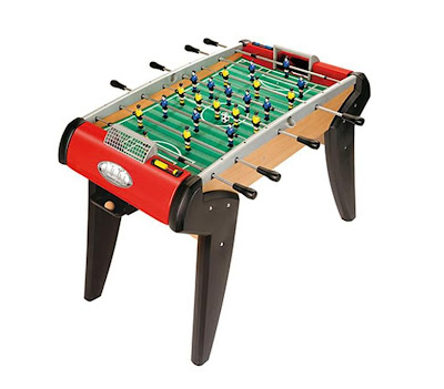 Kickertafel kopen Smoby voetbaltafel