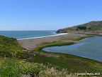 Rodeo Beach and Rodeo Lagoon